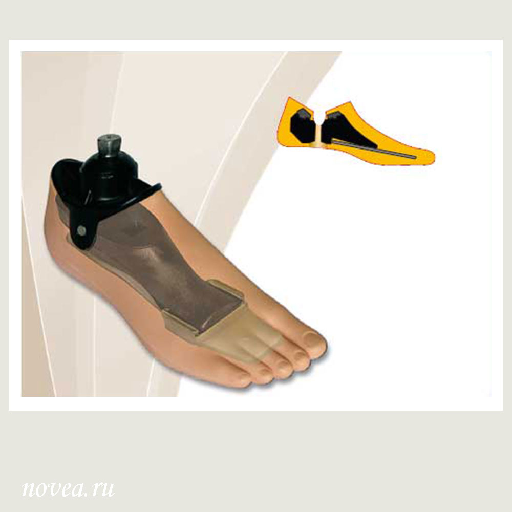 Male Foot Prosthesis 711 Pr